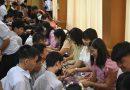 โรงเรียนวัชรวิทยา จัดปัจฉิมนิเทศนักเรียนชั้น ม.3 ปีการศึกษา 2563 เพื่อแสดงความยินดีกับนักเรียนที่ศึกษาจบปีการศึกษา วันที่ 18 มีนาคม 2564 ณ โรงเรียนวัชรวิทยา